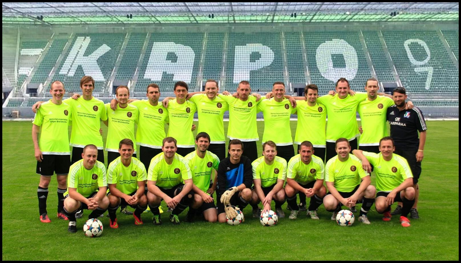 Meistermannschaft 2016